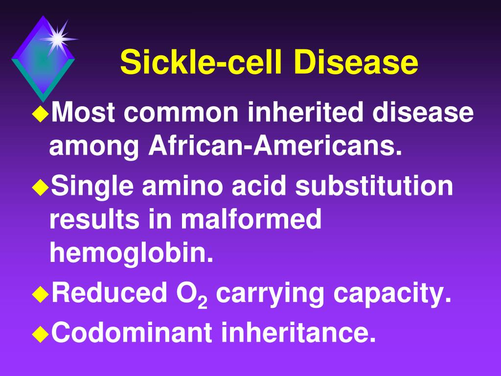 Sickle-cell Disease