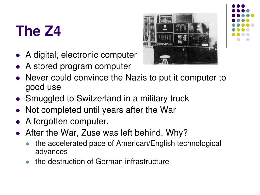 The Z4