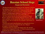 russian school siege suspected terrorists