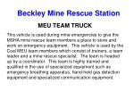 beckley mine rescue station16