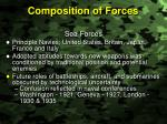 composition of forces9