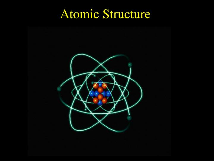 Atomic structure2