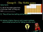 group 0 the noble gases27