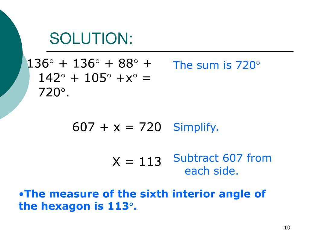 136 + 136 + 88 + 142 + 105 +x = 720.