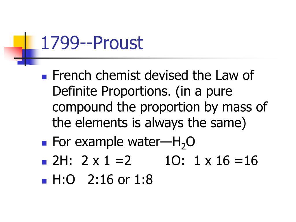 1799--Proust