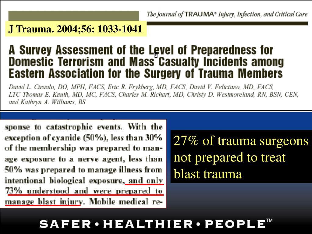 J Trauma. 2004;56: 1033-1041