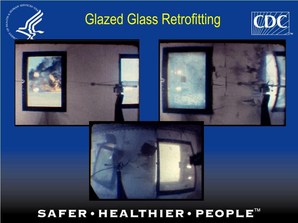 Glazed Glass Retrofitting