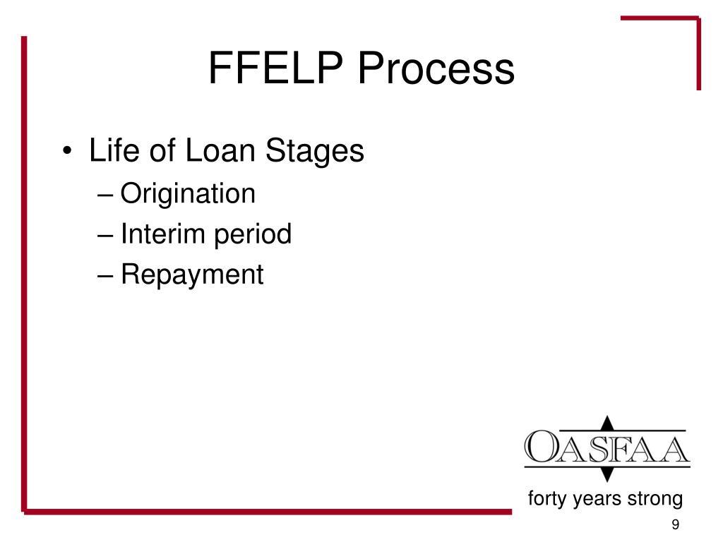 FFELP Process