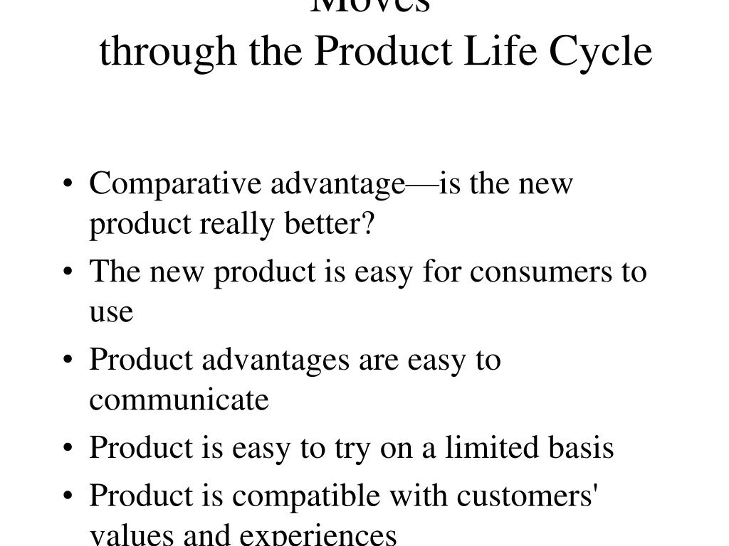 How Quickly a New Product Moves