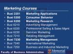 marketing courses