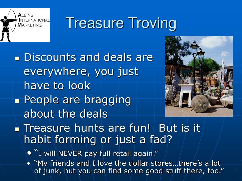 Treasure Troving