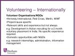 volunteering internationally34