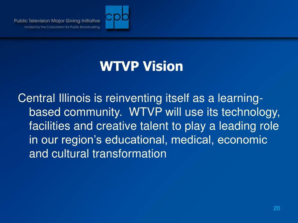 WTVP Vision