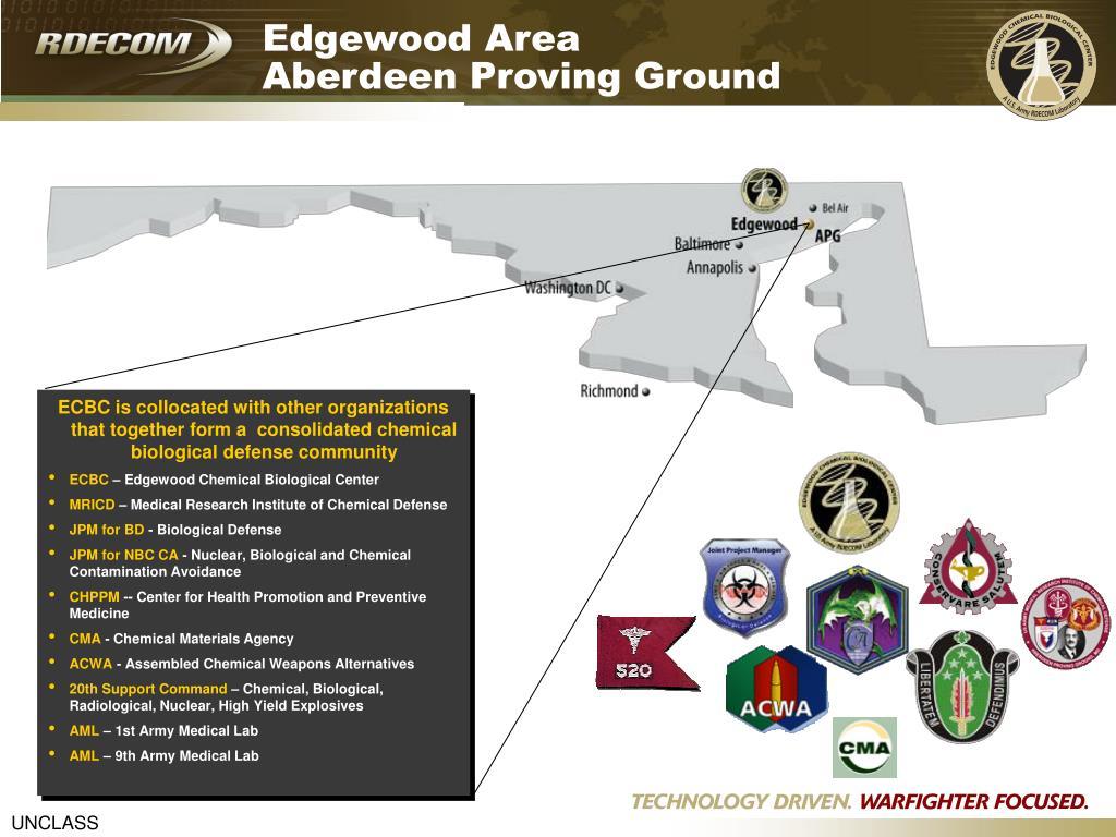 Edgewood Area