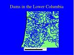 dams in the lower columbia