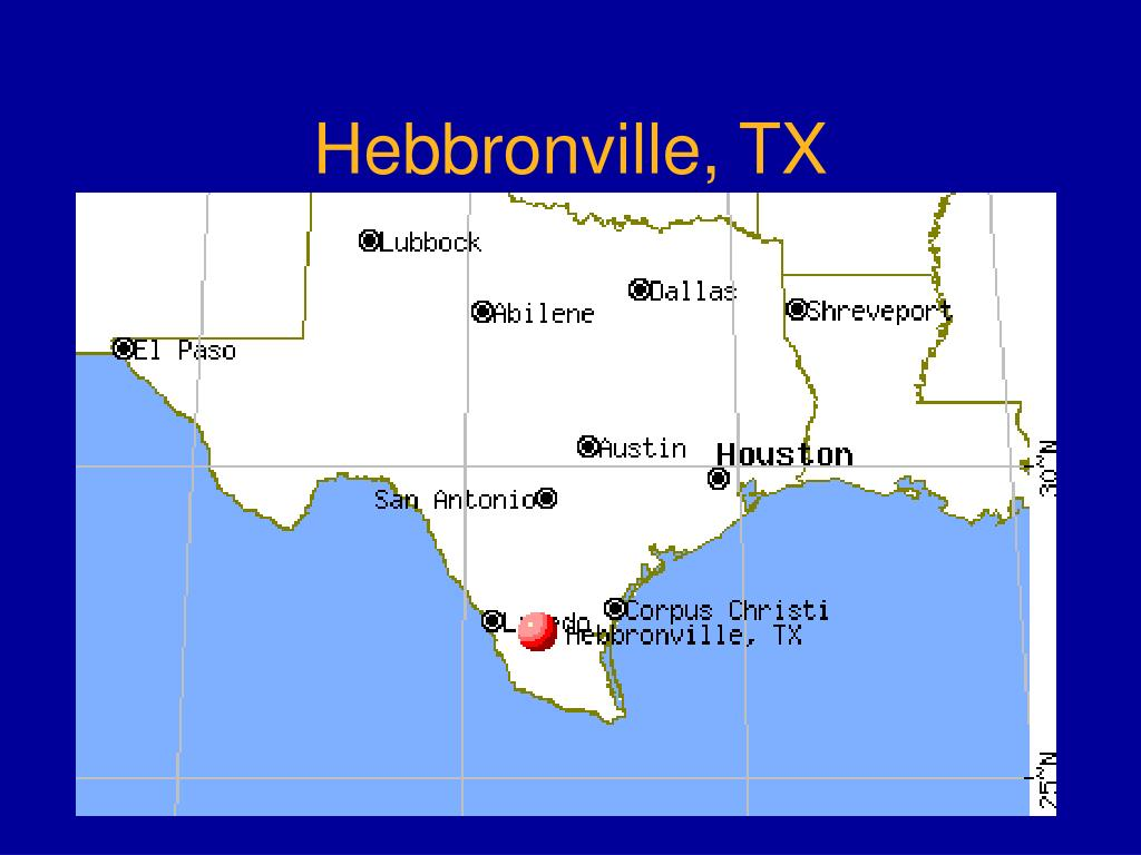 Hebbronville, TX