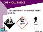 chemical basics