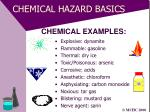 chemical hazard basics37