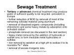 sewage treatment39