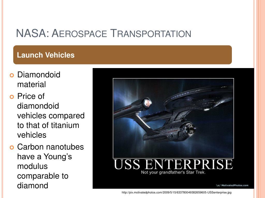 NASA: Aerospace Transportation