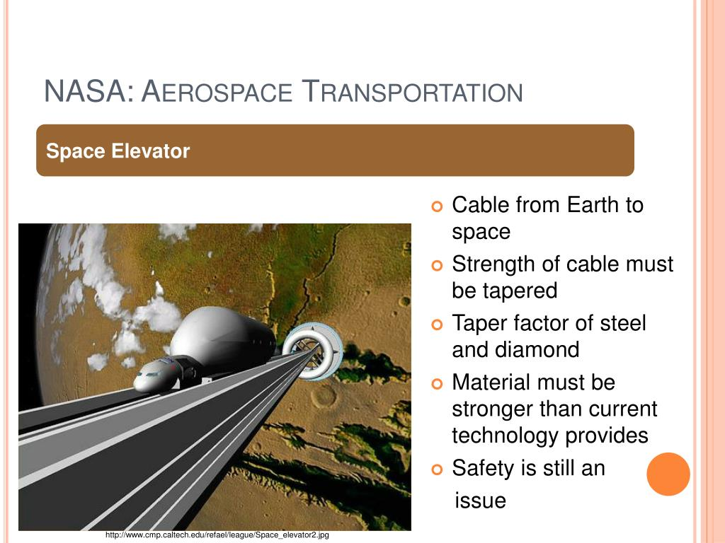 NASA: Aerospace Transportation