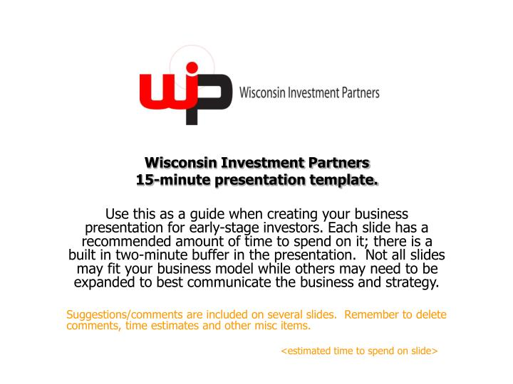 Wisconsin Investment Partners