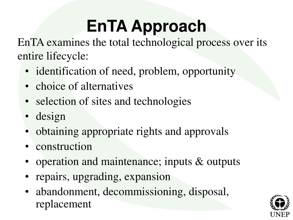 EnTA Approach