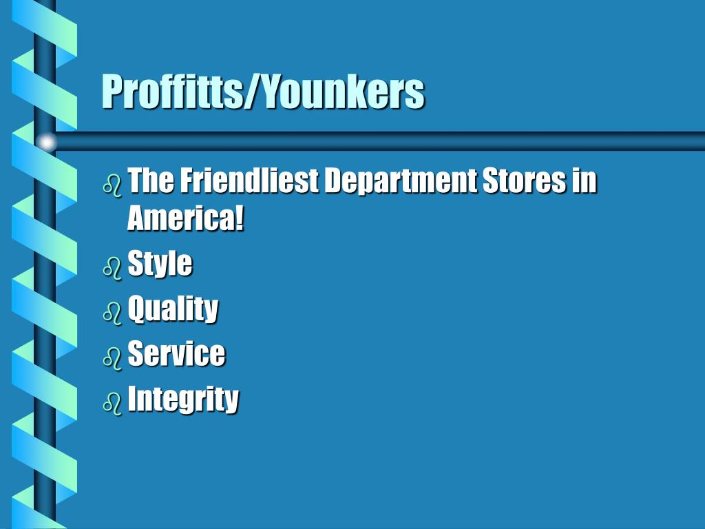 Proffitts/Younkers