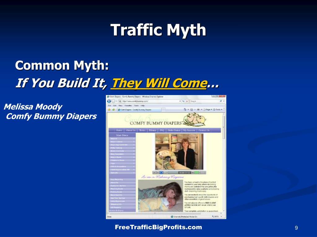 Common Myth:
