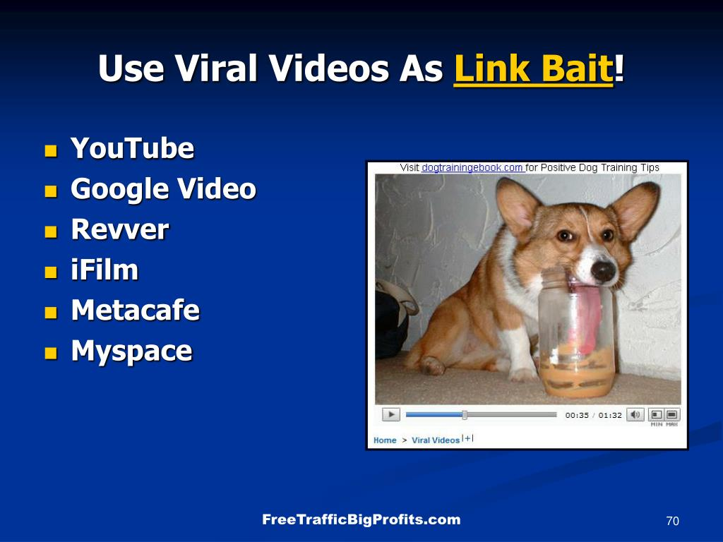 Use Viral Videos As