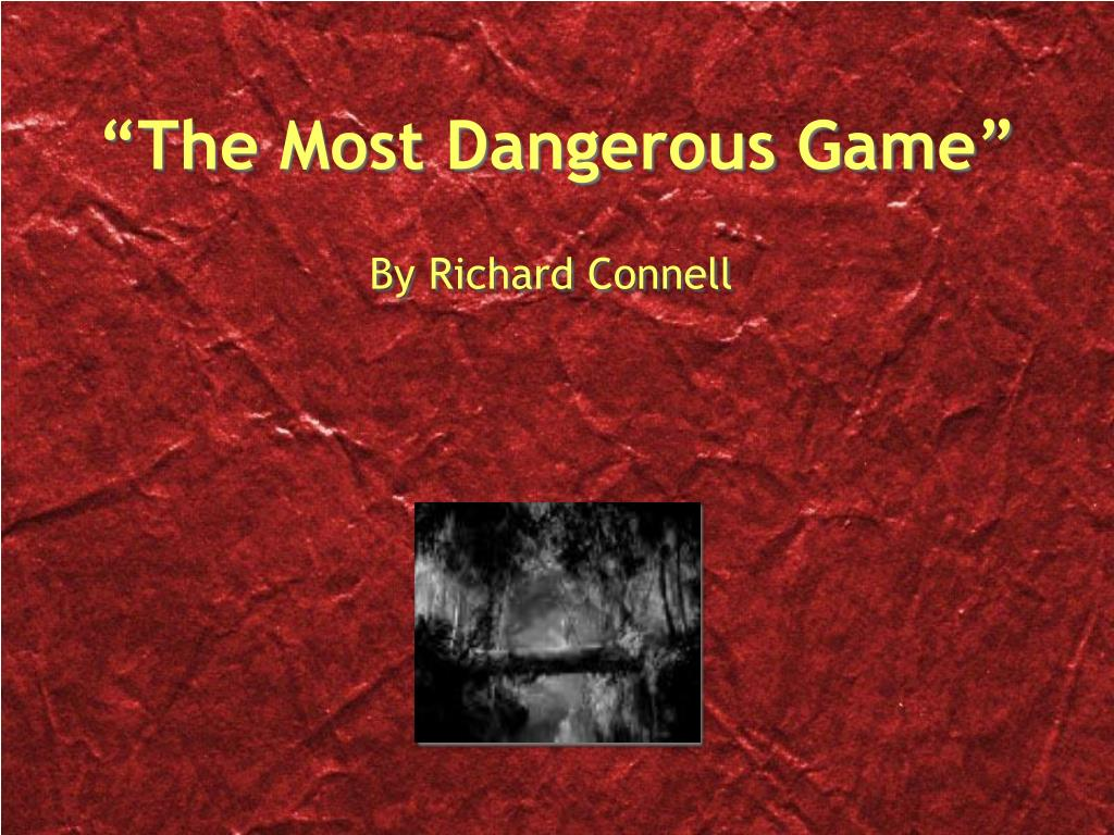 "the most dangerous game Name/pd:_____ the most dangerous game map the setting is extremely important in ""the most dangerous game."