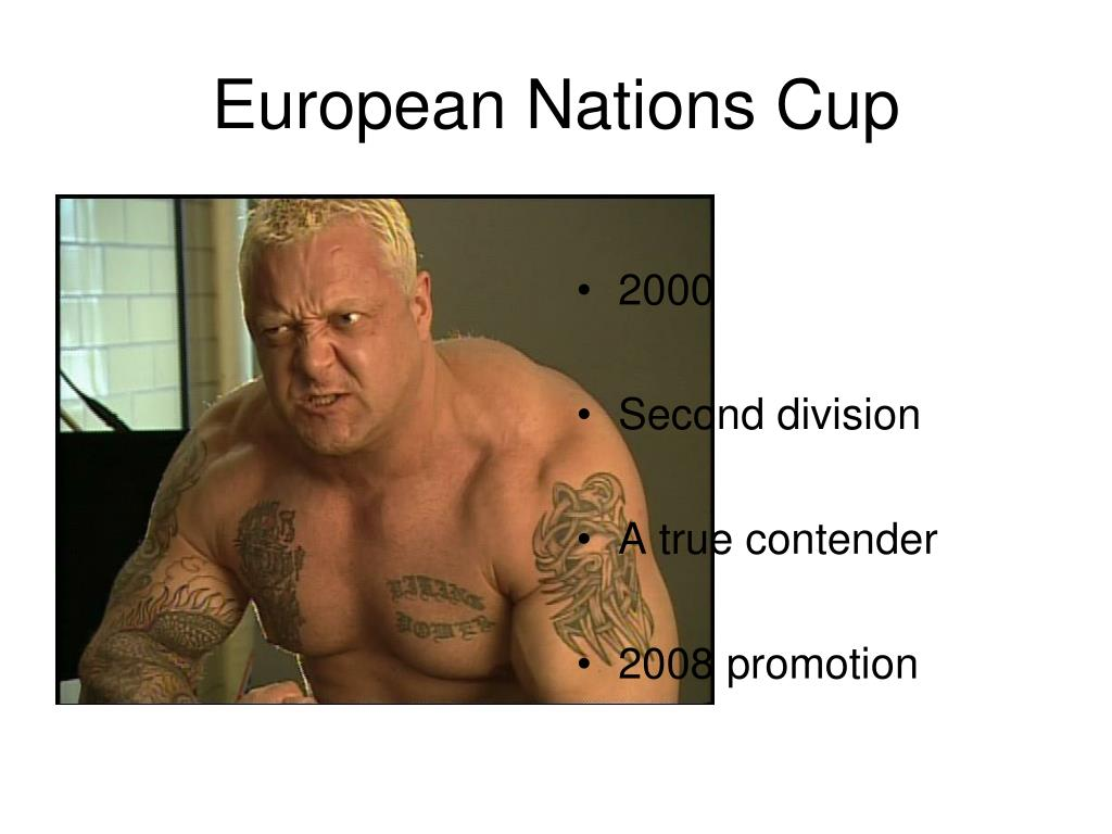 European Nations Cup