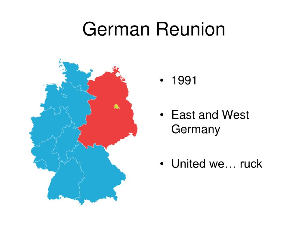 German Reunion