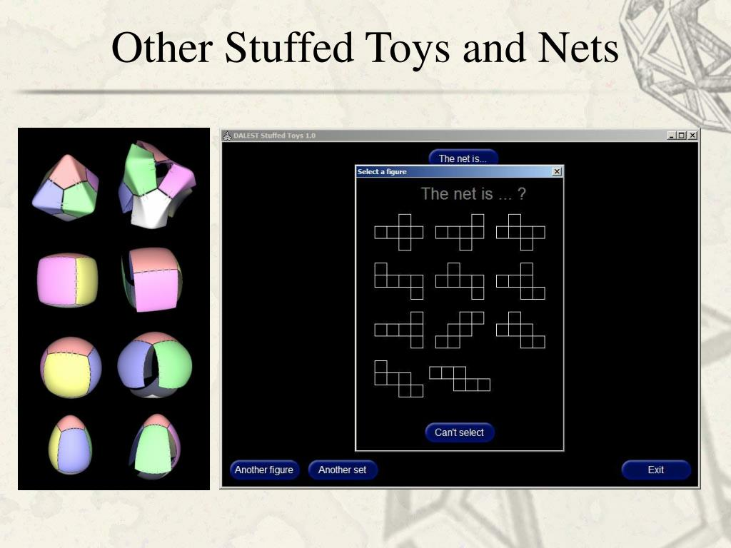 Other Stuffed Toys and Nets