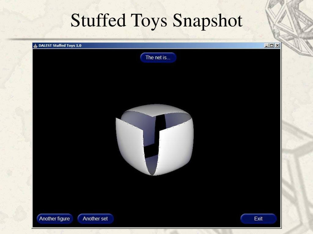 Stuffed Toys Snapshot