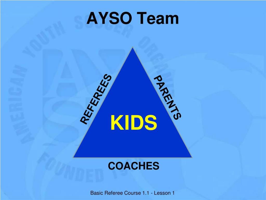 AYSO Team