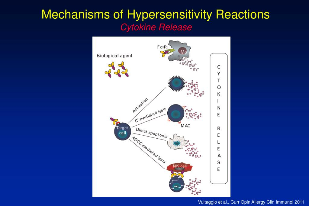 Mechanisms of Hypersensitivity Reactions