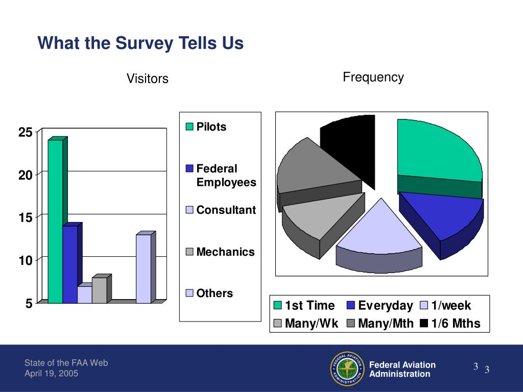 What the Survey Tells Us