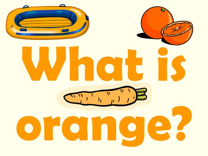 What is orange l.jpg