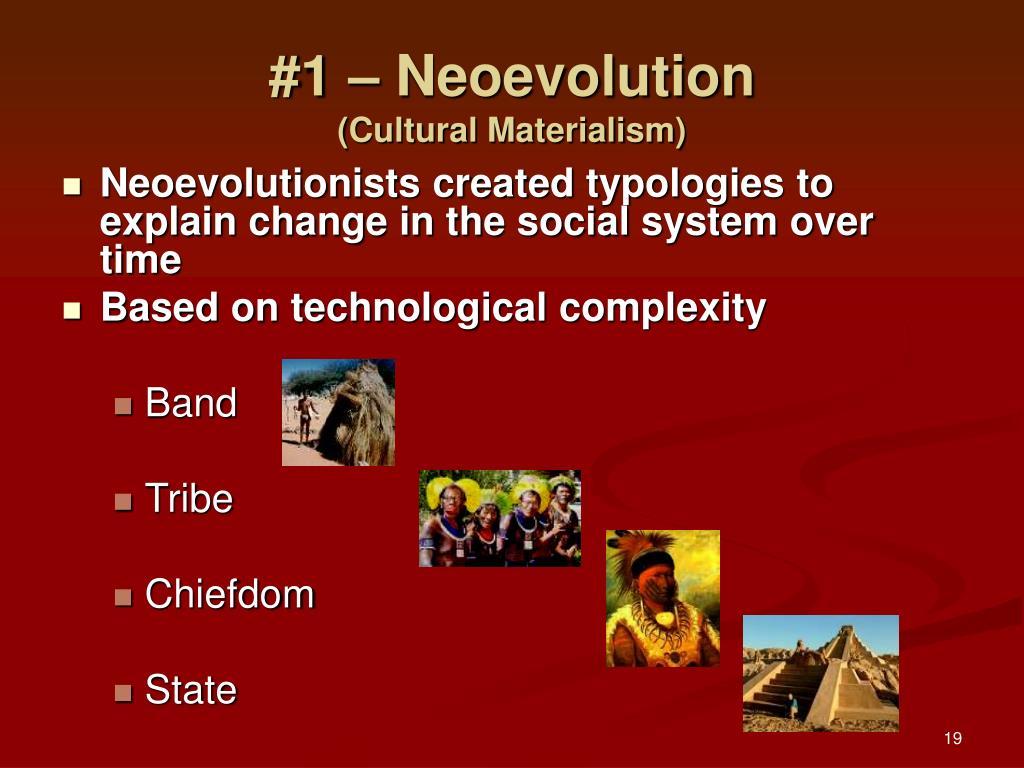 #1 – Neoevolution
