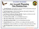 air assault planning10