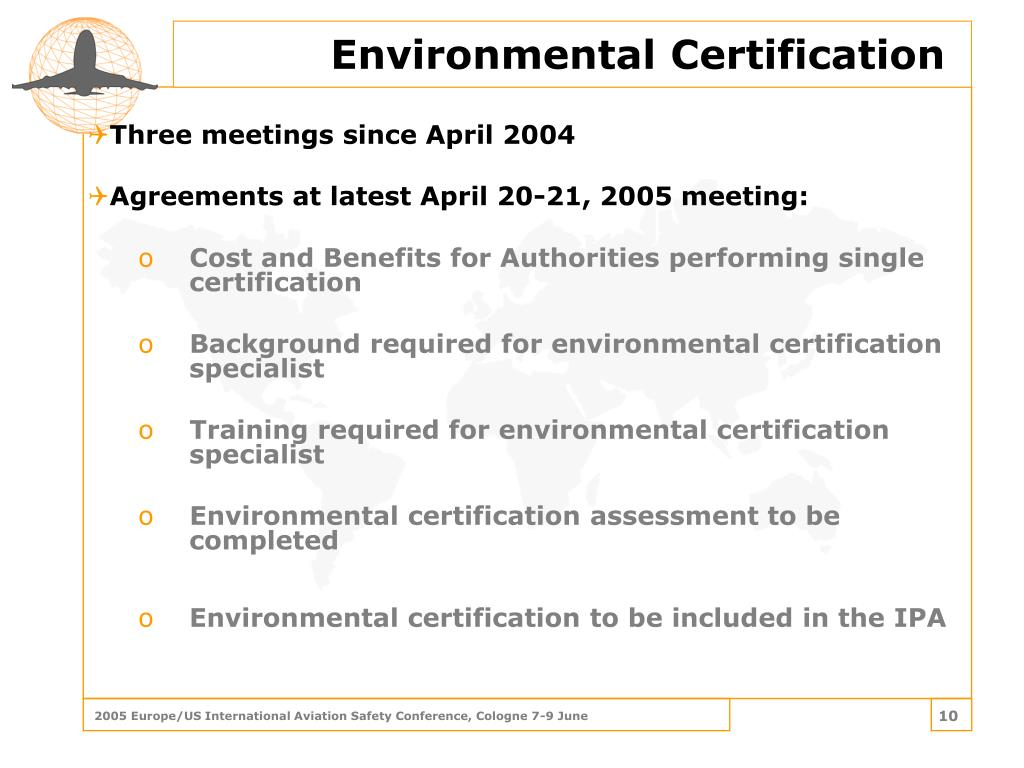 Three meetings since April 2004