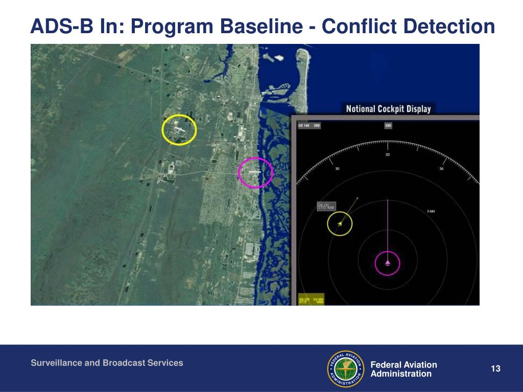 ADS-B In: Program Baseline - Conflict Detection