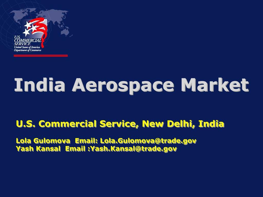 U.S. Commercial Service, New Delhi, India