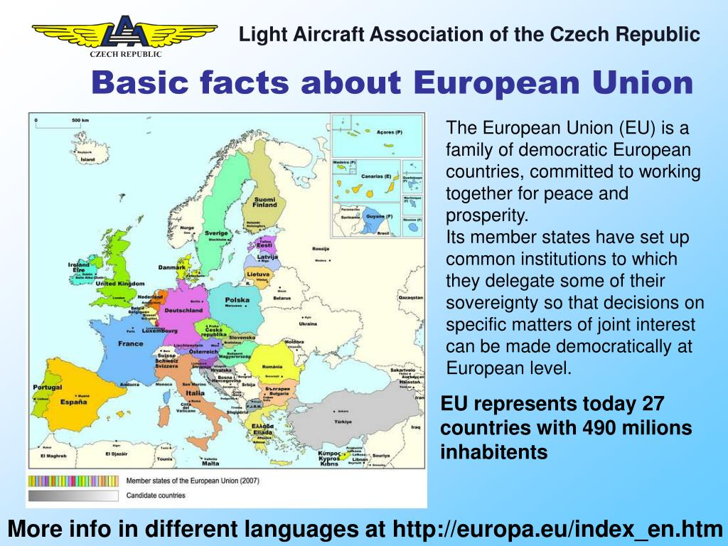 Basic facts about European Union