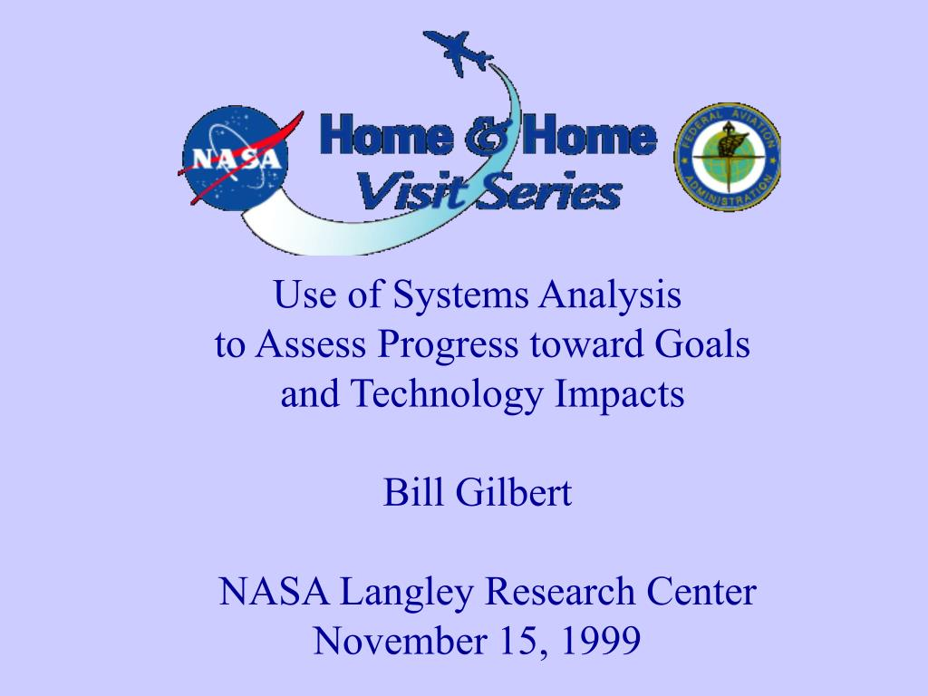 Use of Systems Analysis