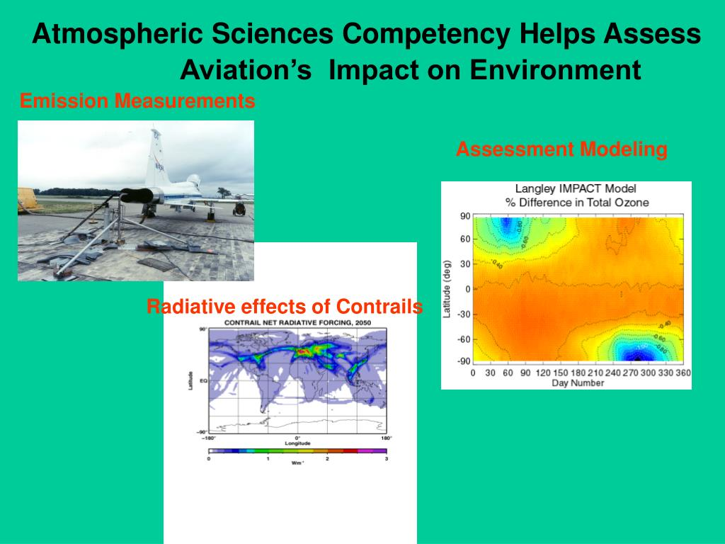 Atmospheric Sciences Competency Helps Assess