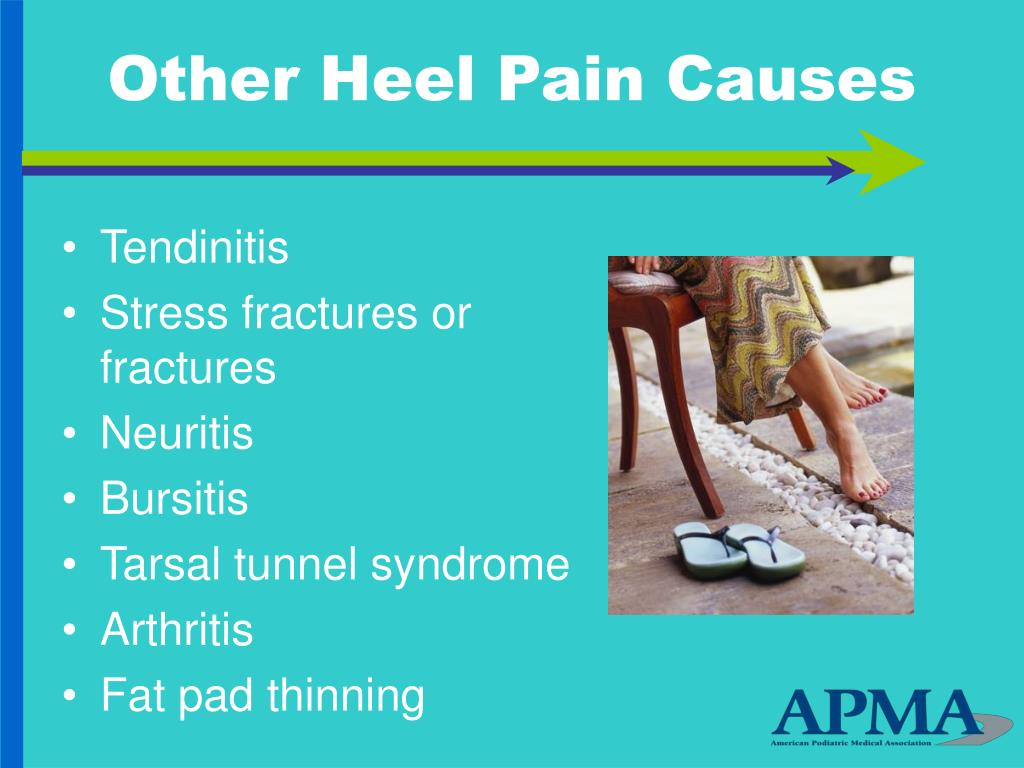 Other Heel Pain Causes