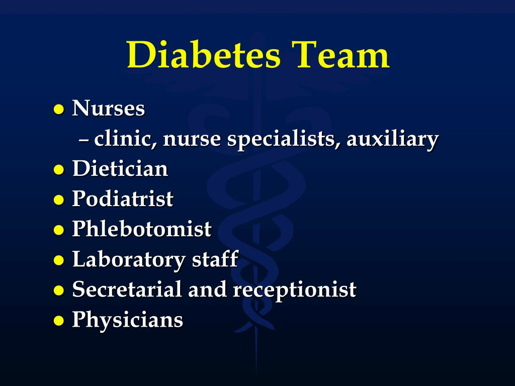 Diabetes Team