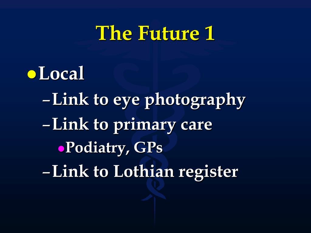 The Future 1